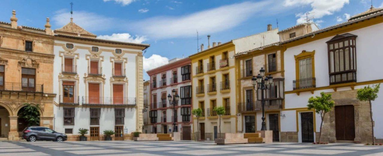 vielle maison espagnole